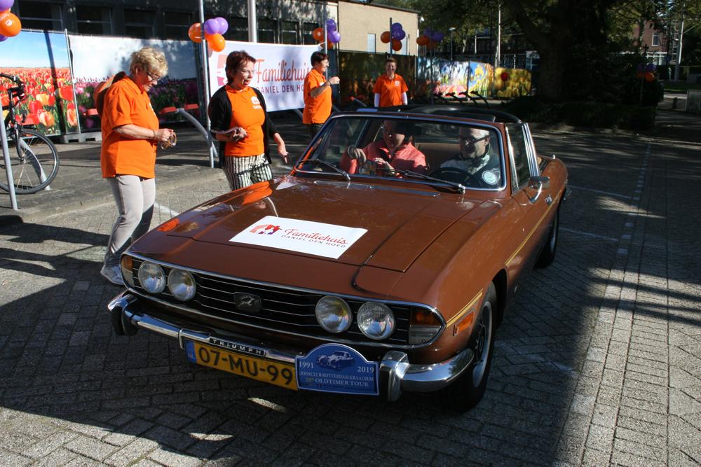 Oldtimer Tour Kraalberg 2019 - 11