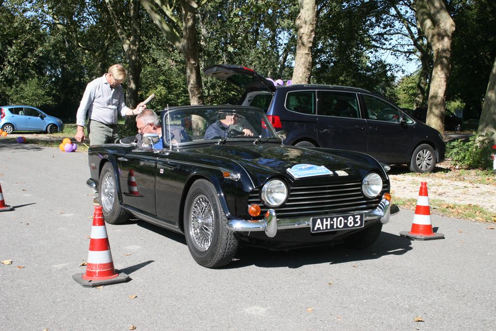 Oldtimer Tour Kraalberg 2019 - 29