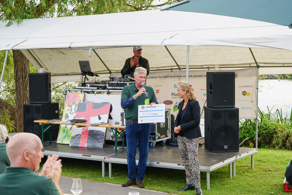 Oldtimer Tour Kraalberg 2020 - 8