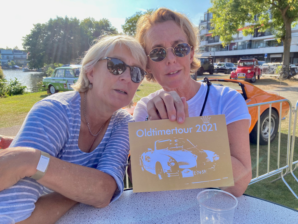 Oldtimer Tour Kraalberg 2021 - 12
