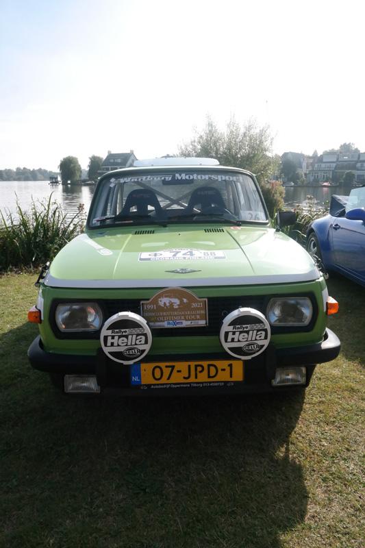 Oldtimer Tour Kraalberg 2021 - 231