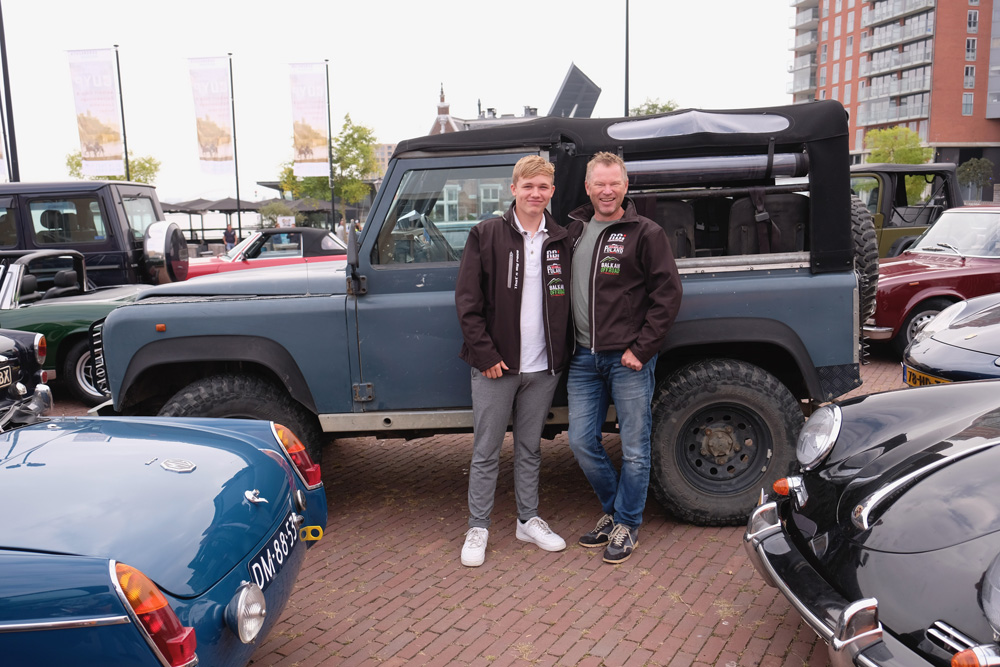 Oldtimer Tour Kraalberg 2021 - 471